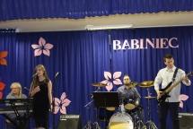 Babiniec - koncert w GOK Czarnożyly