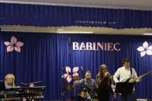 Babiniec - koncert w GOK Czarnożyly (2)