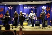 Babiniec - koncert w GOK Czarnożyly (3)