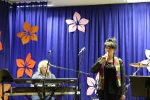 Babiniec - koncert w GOK Czarnożyly (8)