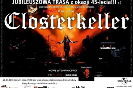 Koncert Closterkeller