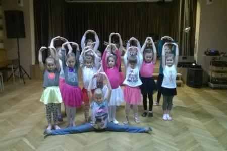 Małe baletniczki