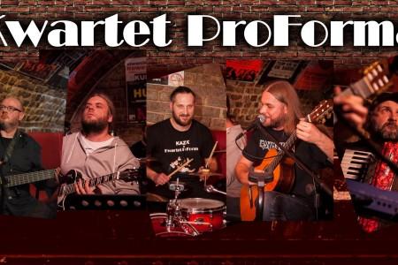 Koncert zespołu – Kwartet ProForma
