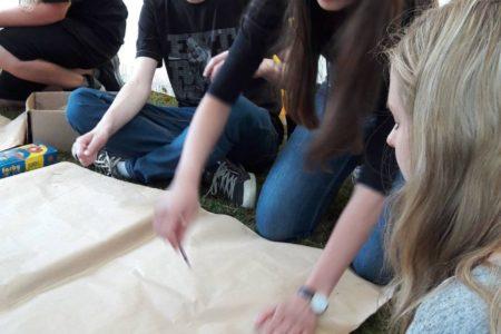 ART- laboratorium czyli przestrzeń dla młodych