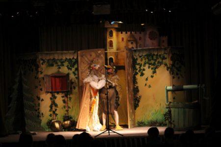 Teatralny Bajkoranek wWDK