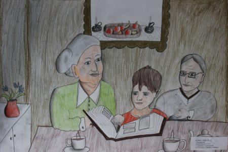 Moi bohaterowie – Babcia iDziadek