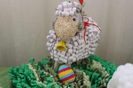 Ekspozycja Baranków Wielkanocnych – odbiór prac