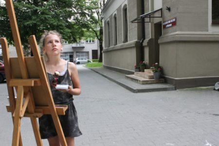 Malowanie wplenerze