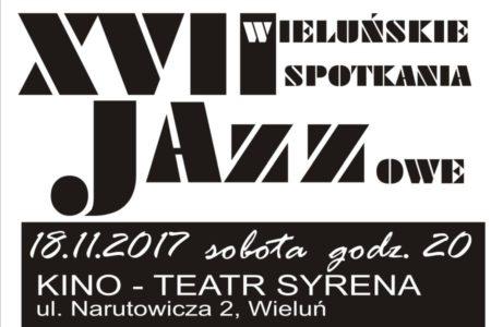 XVII Wieluńskie Spotkania Jazzowe