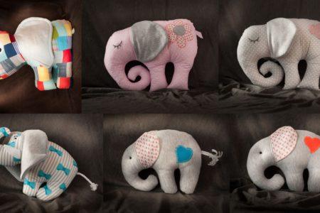 Słonie dla dzieciaków!
