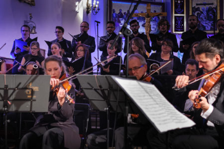 Requiem Mozarta zokazji obchodów 79. rocznicy wybuchu II wojny światowej