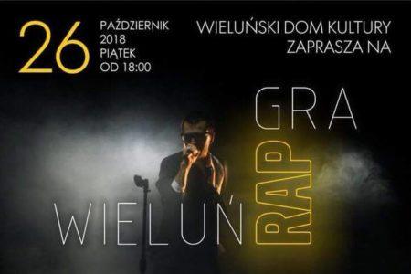 Wieluński Przegląd Hip Hopowy 26.10.2018