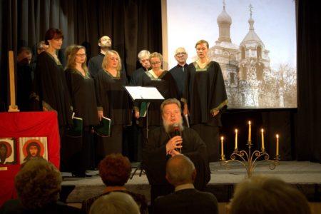 Koncert muzyki cerkiewnej wWDK