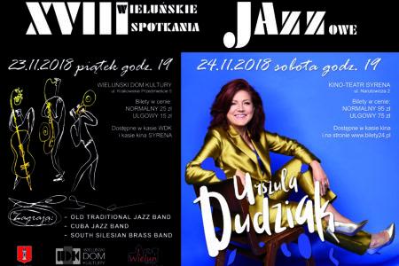 XVIII Wieluńskie Spotkania Jazzowe