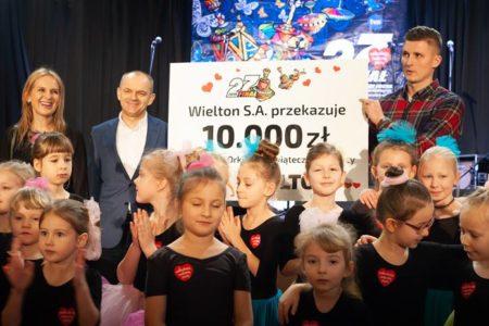 Zebraliśmy blisko 120000,00 złotych !!