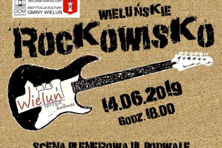 WIELUŃSKIE ROCKOWISKO 2019
