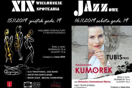 XIX Wieluńskie Spotkania Jazzowe