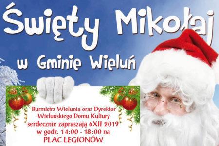 Mikołaj wWieluniu!