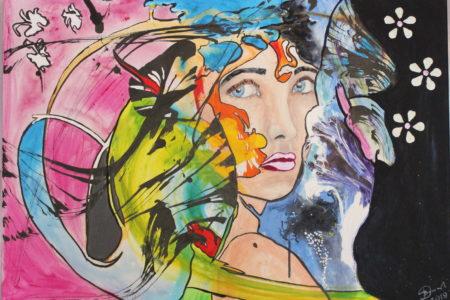 Dorota Borczyk – wystawa malarska naDKWD