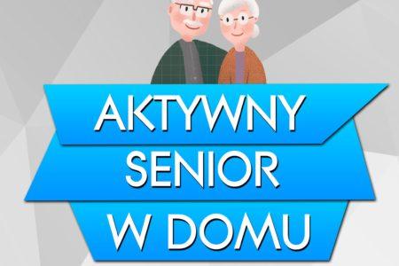 Aktywny senior – zajęcia ikonkurs