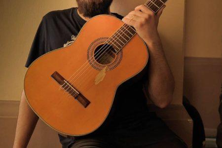 Zajęcia gitarowe online