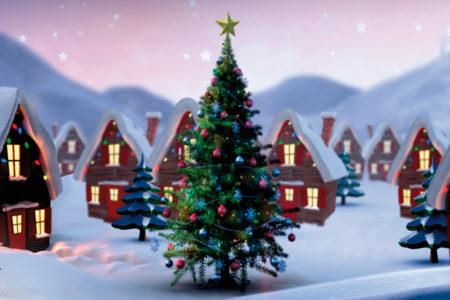 Zdrowych ispokojnych Świąt